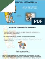COORDINACIÓN-VISOMANUAL