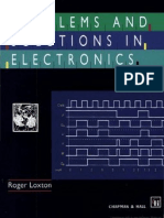 Problems and Solutions in Electronics