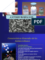 Antimicrobianos  revisado 2014