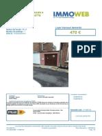 Immoweb Dossier 7087724