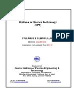DPT Syllabus 2016