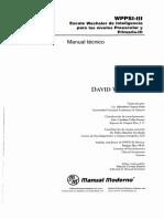 Wpssi III Manual Tecnico_booksmedicos.org