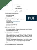 Actividad N 4 Conformacion Equipos DeTrabajo LISTO