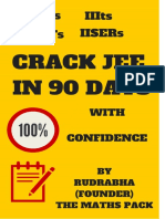 Crack Jee in 90 Days