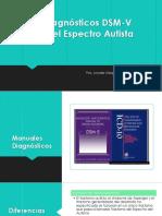 Criterios Diagnósticos DSM-V Autismo