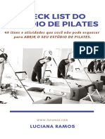 Check List Do Estúdio de Pilates_v2