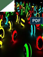 Neon Balls - Desktop Background