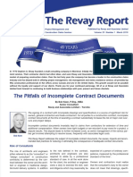 The Revay Report