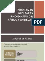 Ansiedad y Panico