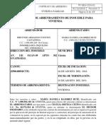 Contrato de Arrendamiento Daniela Ramirez