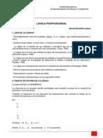 Logica Proposicional Usat 2019 - i Ing. Sistemas y Comp