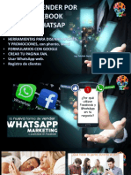 Seminario marketing por RRSS