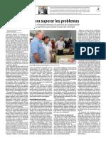 Pagina 3 diario Granma Cuba