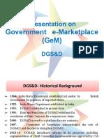GeM DGSND Presentation.pptx
