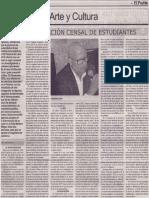 Sobre la evaluación censal de estudiantes (Eduardo León)