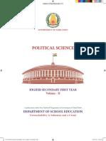 Political Science EM Vol-2 tamil medium