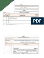 Formato Para Formular Consultas y Observaciones