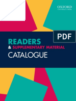 Oxford Catalogue Readers Supplementary 2019