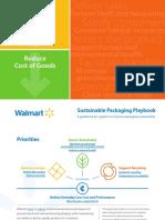 Walmart Sustainable Packaging Playbook