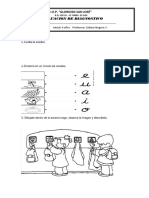 evaluacion diagnostico 4