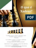 Porque Jogar Xadrez