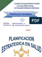 PLANIFICACION ESTRATEGICA - 5-
