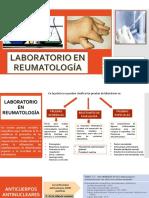 Laboratorio en Reumatología - Elia