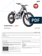 Manual Montesa Cota 4RT 2018