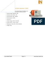 9070 E Three-phase Multi-function Machine 0 3kW