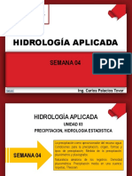 2019 1_Semana 04_Hidrologia Aplicada