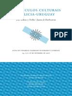 Vinculos Culturales Galicia Uruguay