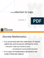 1. Introduction to Logic