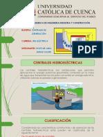Elementos de Una Central Hidroelectrica