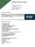 20161116 Pronatura Alessandria Bilancio 2018 Consuntivo