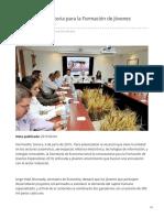 04-06-2019 - Lanza SE convocatoria para la Formación de Jóvenes Especialistas 2019 - Termometroenlinea.com.mx