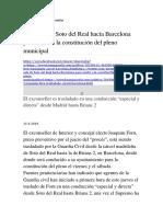 13 junio 2019 proces catalán