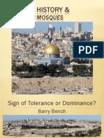 Islamic History & Historic Mosques Pt 1