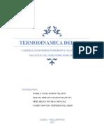 Termodinamica Del Gas