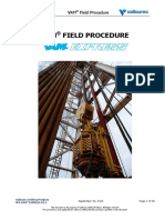 VAM Field Procedure - VAM Express