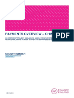 Payment Overview China