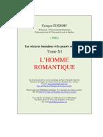 L'Homme Romantique.