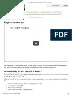 Fruit - English Vocabulary List and Fruit vs Fruits Grammar.pdf