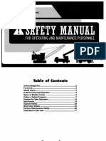 Crane Safety Manual c70