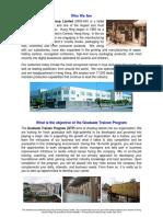 Graduate Trainee Program Brochure (2013)