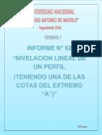 TOPOGRAFIA I- Informefinal