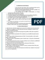 10 CREENCIAS ECUATORIANA