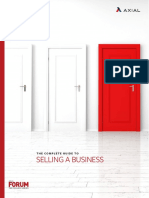 The Complete Guide to Selling a Business eBook