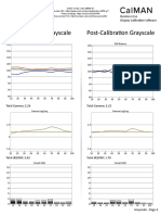 Vizio M658-G1 CNET review calibration results