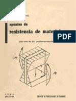 Apuntes de Resistencia de Materiales PDF