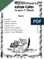 Mostrum Codex